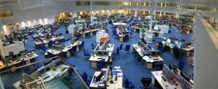 espacios de trabajo