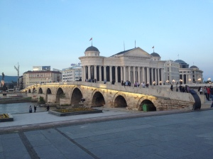 Skopje, 7 de mayo de 2014